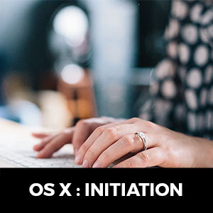 formation initiation sur Mac OS X