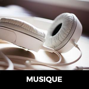 formation iTunes pour la musique