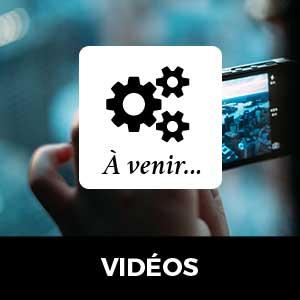formation iMovie pour la vidéo